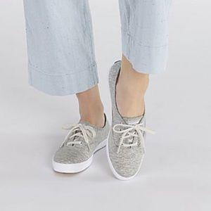 Keds Women's Champion Seasonal Solids Shoe LT Gray